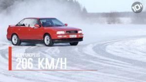 Autoliike Kymppi Plus, Audi 80 Competition