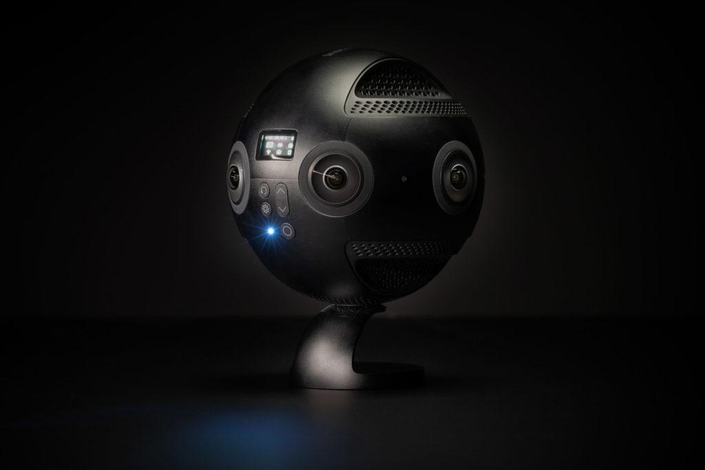 360° kuvaus ammattilaiskameralla